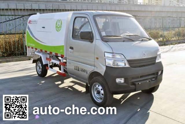 Xuhuan LSS5020ZLJ5 dump garbage truck