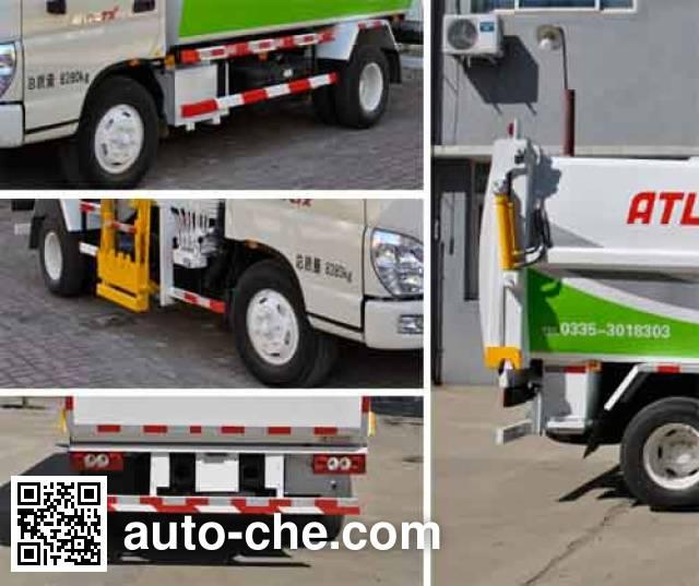 Xuhuan LSS5085ZZZ self-loading garbage truck