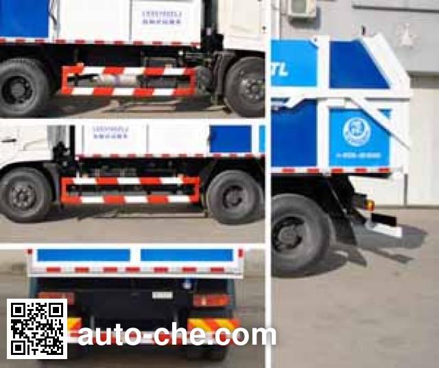 Xuhuan LSS5160ZLJ dump garbage truck