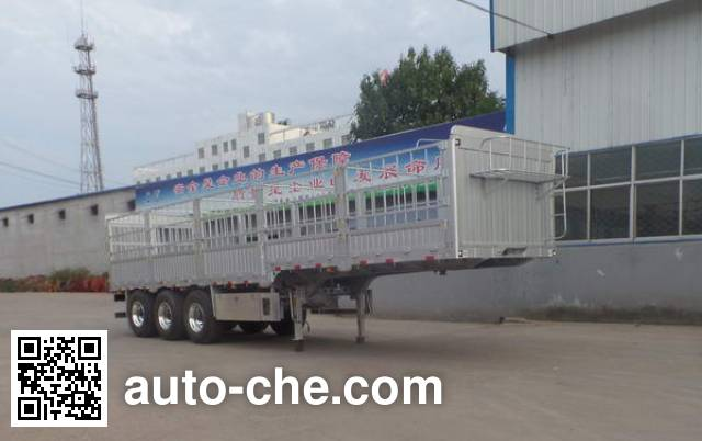Sitong Lufeng LST9402CCYDE stake trailer