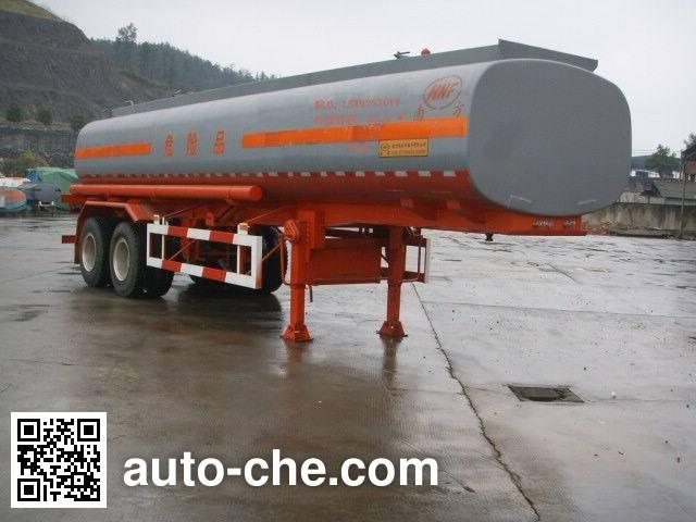 Lushi LSX9253GYY oil tank trailer