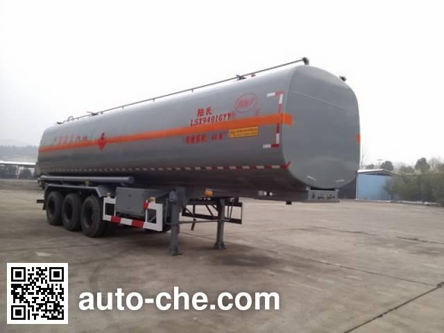 Lushi LSX9401GYY oil tank trailer