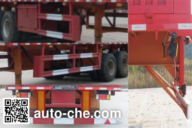 Nanming LSY9384 trailer