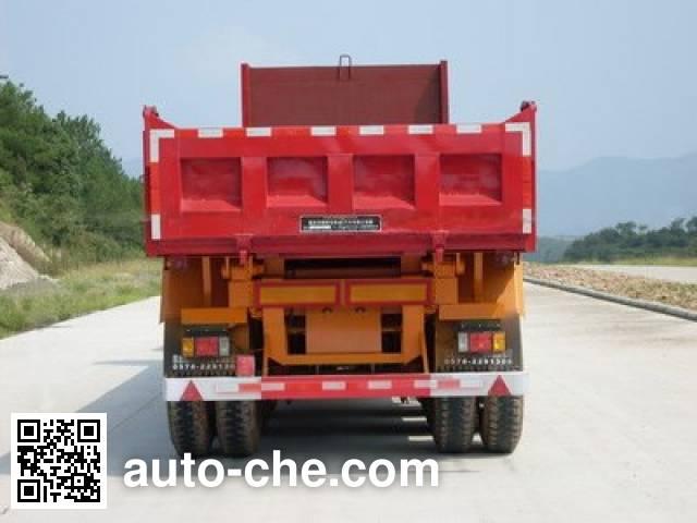 Nanming LSY9401TZX dump trailer