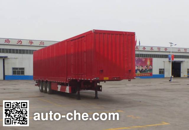 Liangyun LSY9401XYK wing van trailer