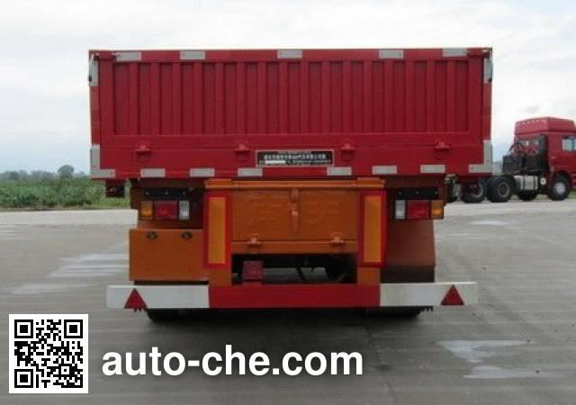 Nanming LSY9402Z dump trailer