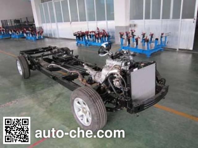 Fude LT1036MCQ0 light truck chassis