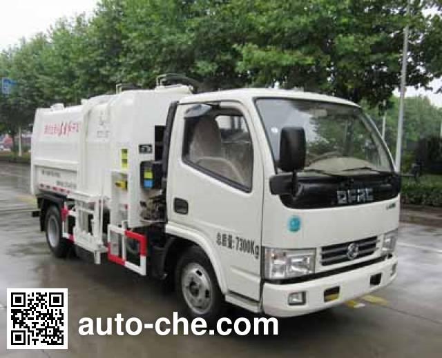 Dongfanghong LT5072ZYSBBC2 garbage compactor truck