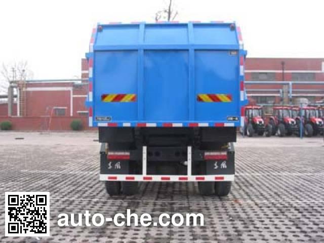 东方红牌LT5121ZLJ密封式垃圾车