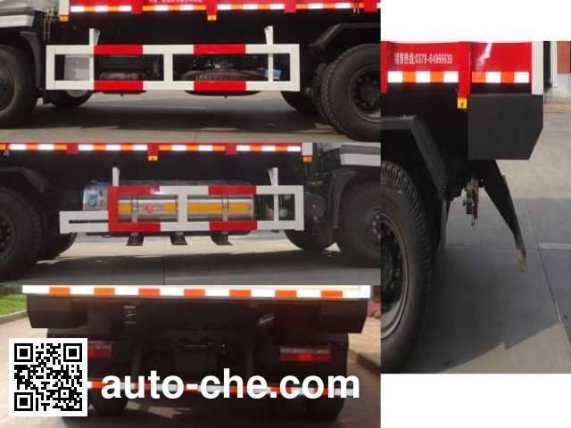 Dongfanghong LT5165ZDJBBD2 docking garbage compactor truck