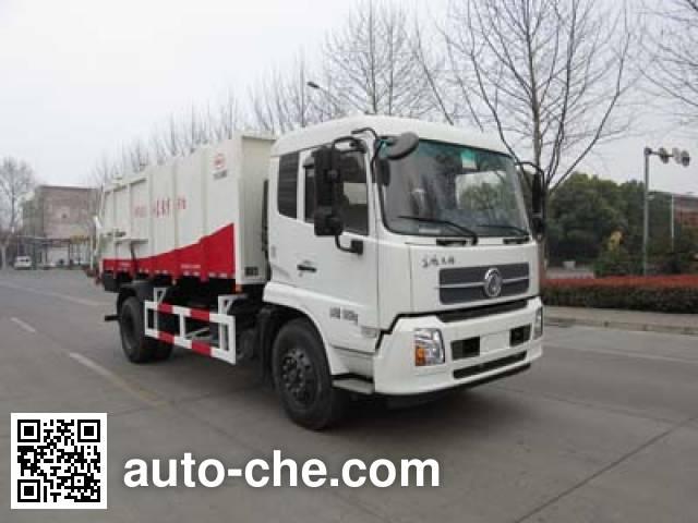 Dongfanghong LT5167ZDJBBC5 docking garbage compactor truck