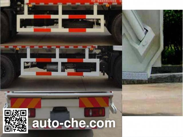 Dongfanghong LT5168ZYSBBC5 garbage compactor truck
