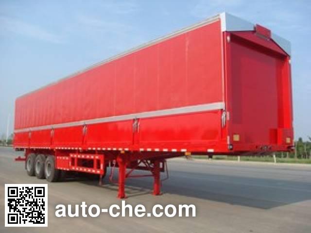 Chuguang LTG9400XYK wing van trailer