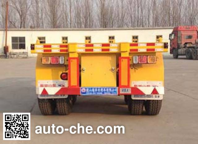 Xianpeng LTH9353TJZ container transport trailer
