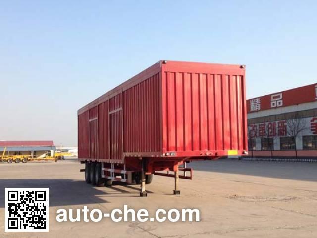 Xianpeng LTH9400XXYE box body van trailer