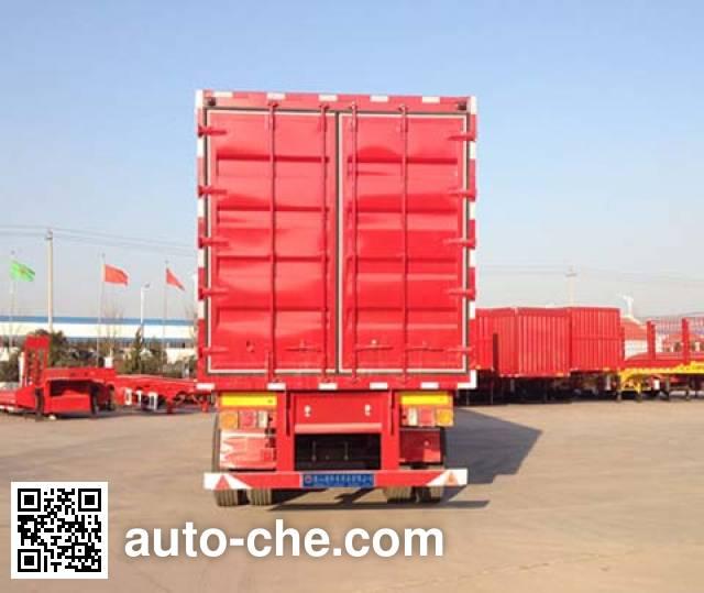 Xianpeng LTH9401XXY box body van trailer