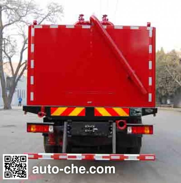 Lantong LTJ5220TGJ40 cementing truck