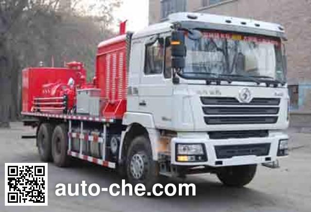 Lantong LTJ5225TYL70 fracturing truck