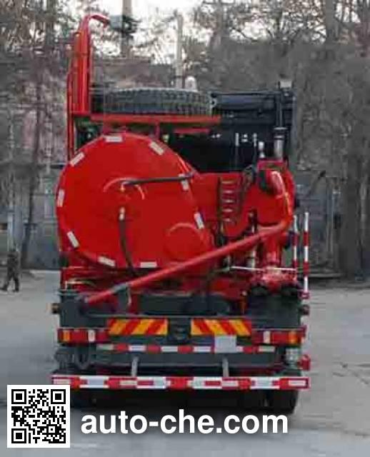 Lantong LTJ5440TYL330 fracturing truck