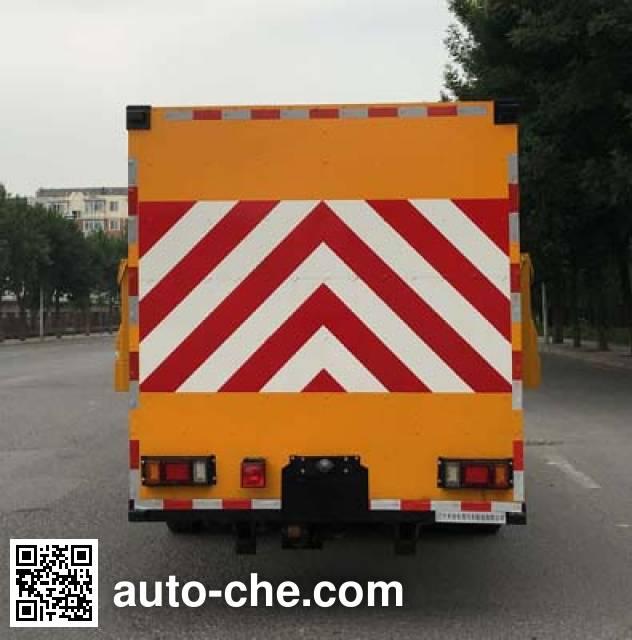 Tianxin LTX5071TFZ car crash cushion truck
