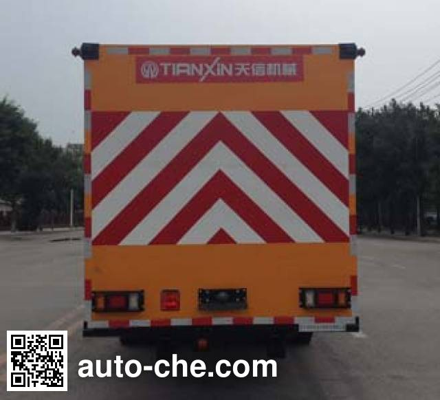 Tianxin LTX5100TFZ car crash cushion truck