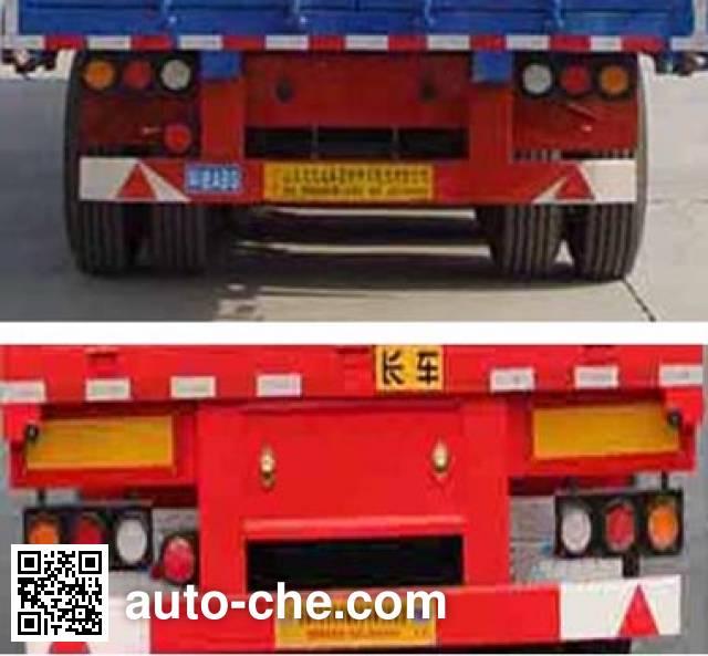 Jinxianling LTY9401TPB flatbed trailer