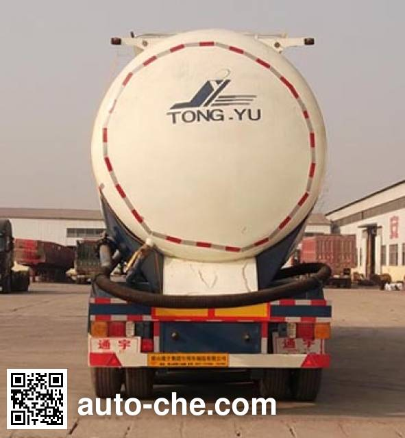 Jinxianling LTY9400GFL low-density bulk powder transport trailer