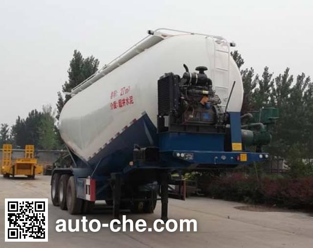 Jinxianling LTY9400GXH ash transport trailer