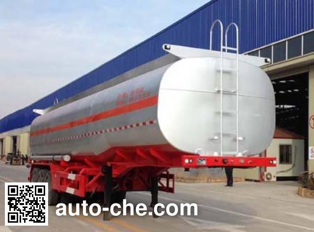 Jinxianling LTY9400GYS liquid food transport tank trailer