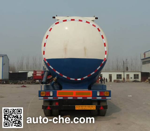 Jinxianling LTY9401GFL low-density bulk powder transport trailer
