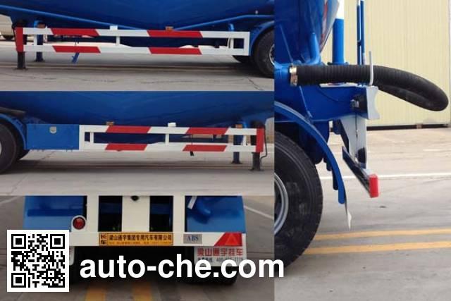 Jinxianling LTY9403GXH ash transport trailer