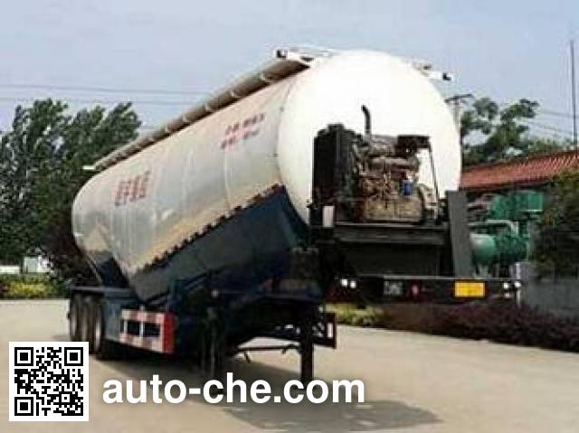 Jinxianling LTY9405GFL low-density bulk powder transport trailer