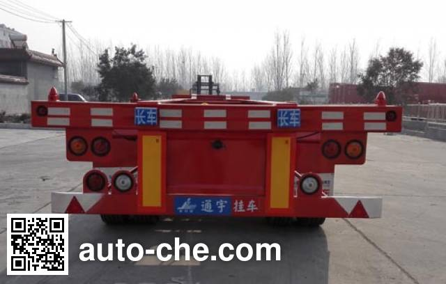 Jinxianling LTY9405TJZ container transport trailer