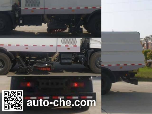 Lutai LTZ5160TSL5DF street sweeper truck