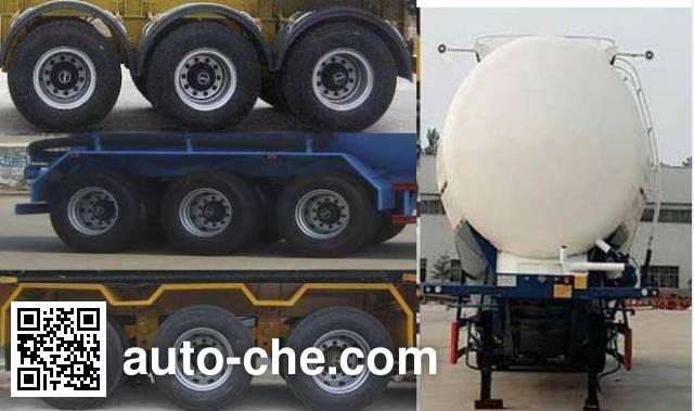 Haotong LWG9406GXH ash transport trailer