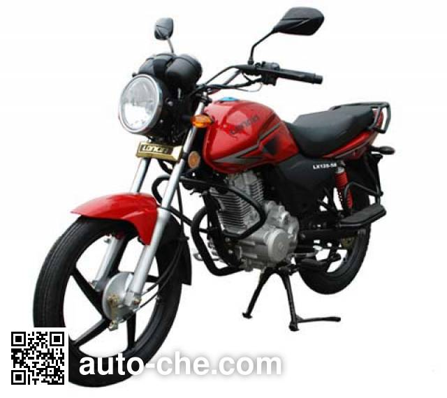 Loncin LX125-58 motorcycle