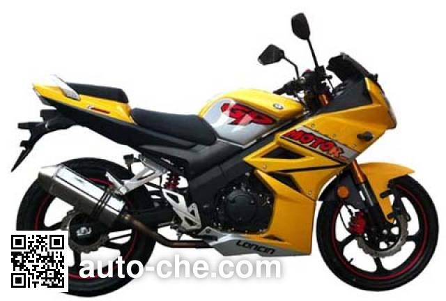 Loncin LX150-56 motorcycle