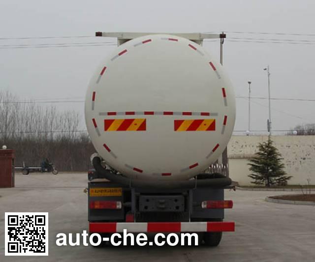 梁兴牌LX5310GFL,粉粒物料运输车