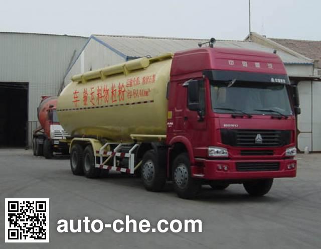 梁兴牌LX5311GFL粉粒物料运输车