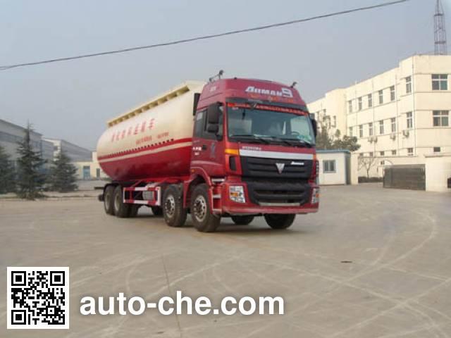 梁兴牌LX5312GFL粉粒物料运输车