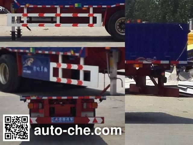 Luoxiang LXC9400E dropside trailer