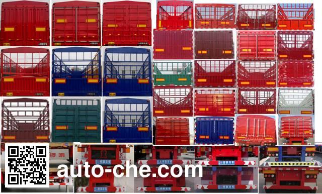 Luoxiang LXC9402CCYE stake trailer