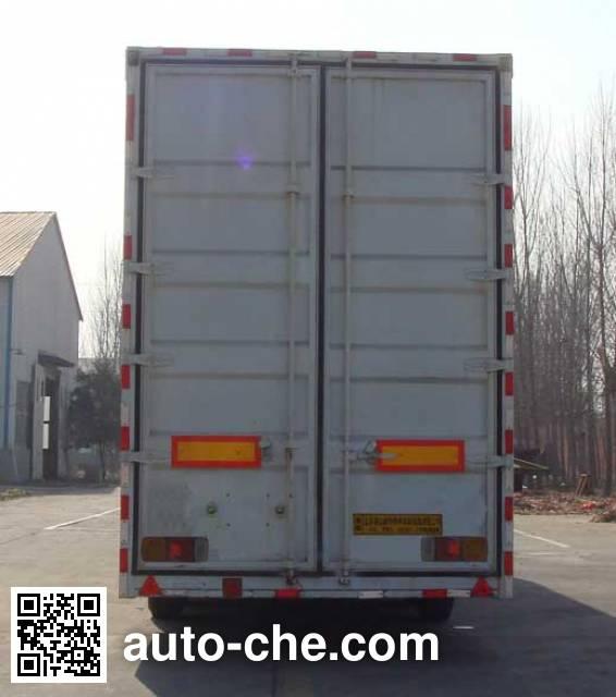 Xinke LXK9191TCL vehicle transport trailer