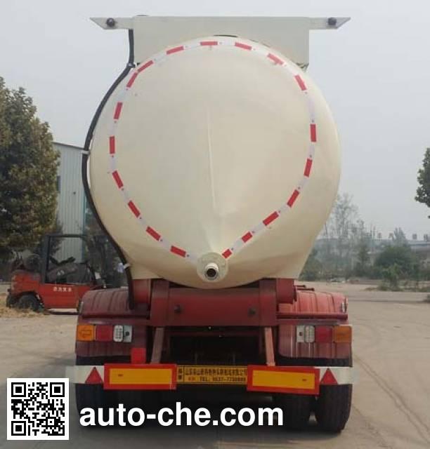 Xinke LXK9407GFL medium density bulk powder transport trailer