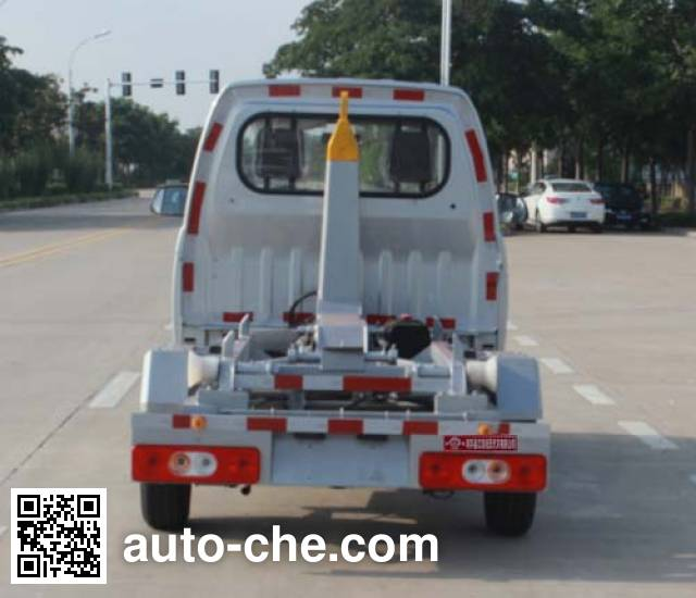 Jinwan LXQ5020ZXXSQR5 detachable body garbage truck