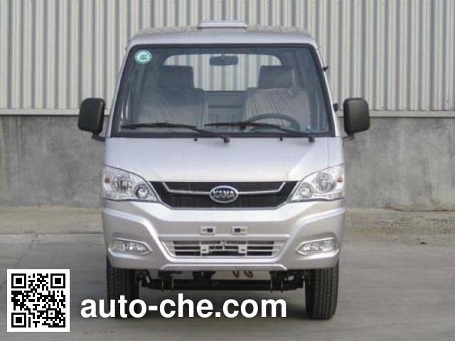 Jinwan LXQ5020ZZZEV1 electric self-loading garbage truck