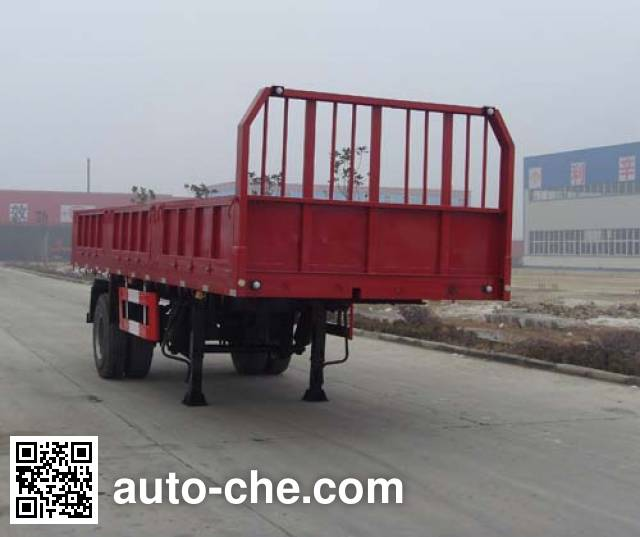 Jinwan LXQ9100Z dump trailer