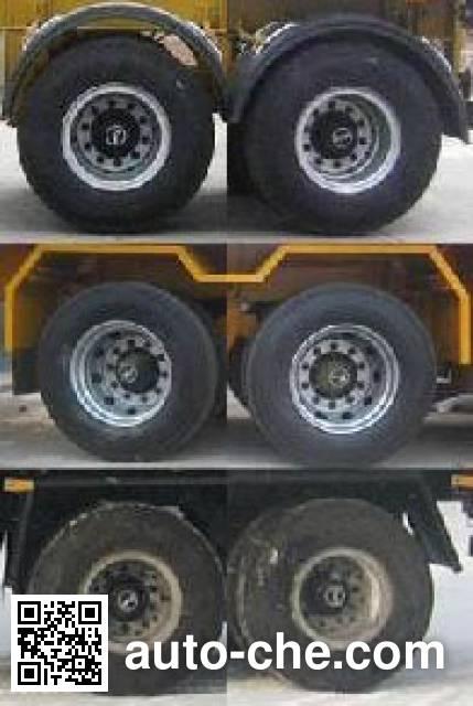 Jinwan LXQ9351TJZ container transport trailer