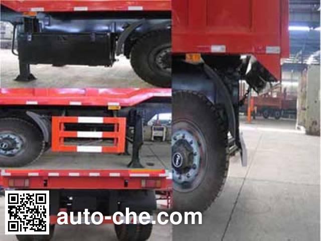 Jinwan LXQ9400ZZX dump trailer