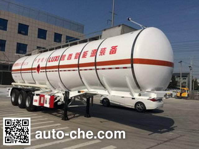 Luxi LXZ9400GRY flammable liquid tank trailer